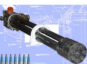 GAU-8/A, Avenger, A-10, 30mm
