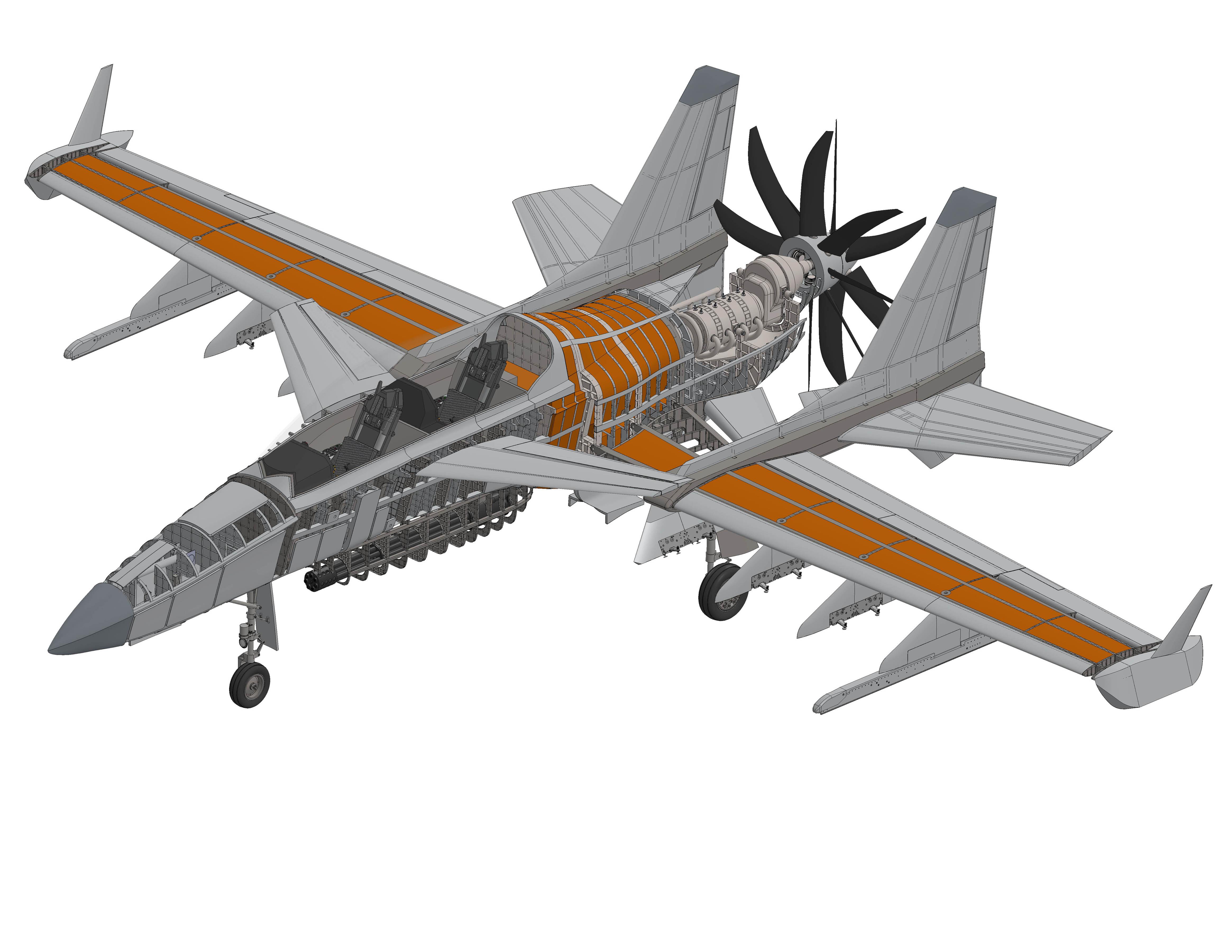 Stavatti, Stavatti Aerospace, SM-27, SM-27T, SM-27S, SM27, Machete