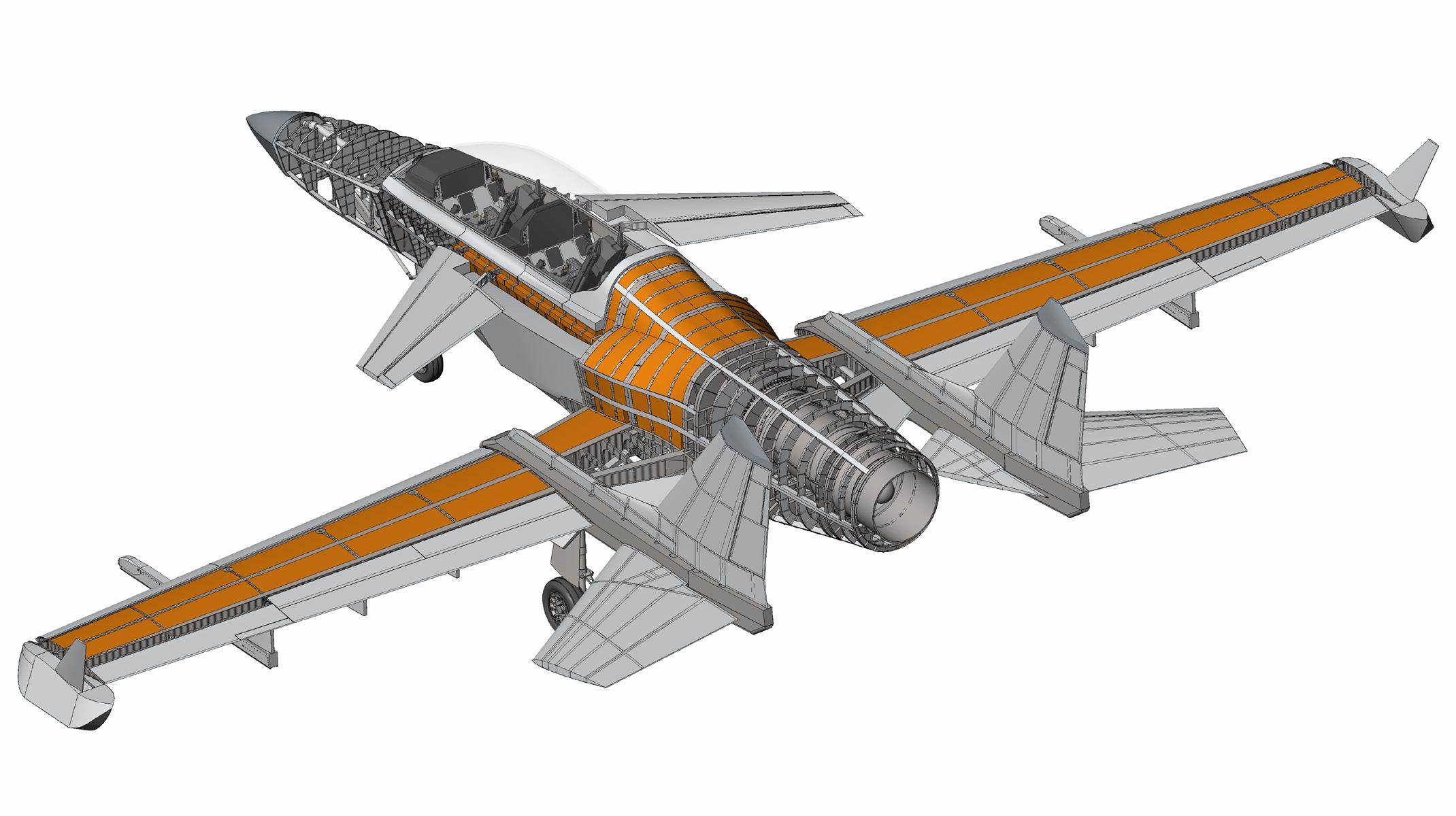 Stavatti, SM-28, Machete, CAS, Close Air Support