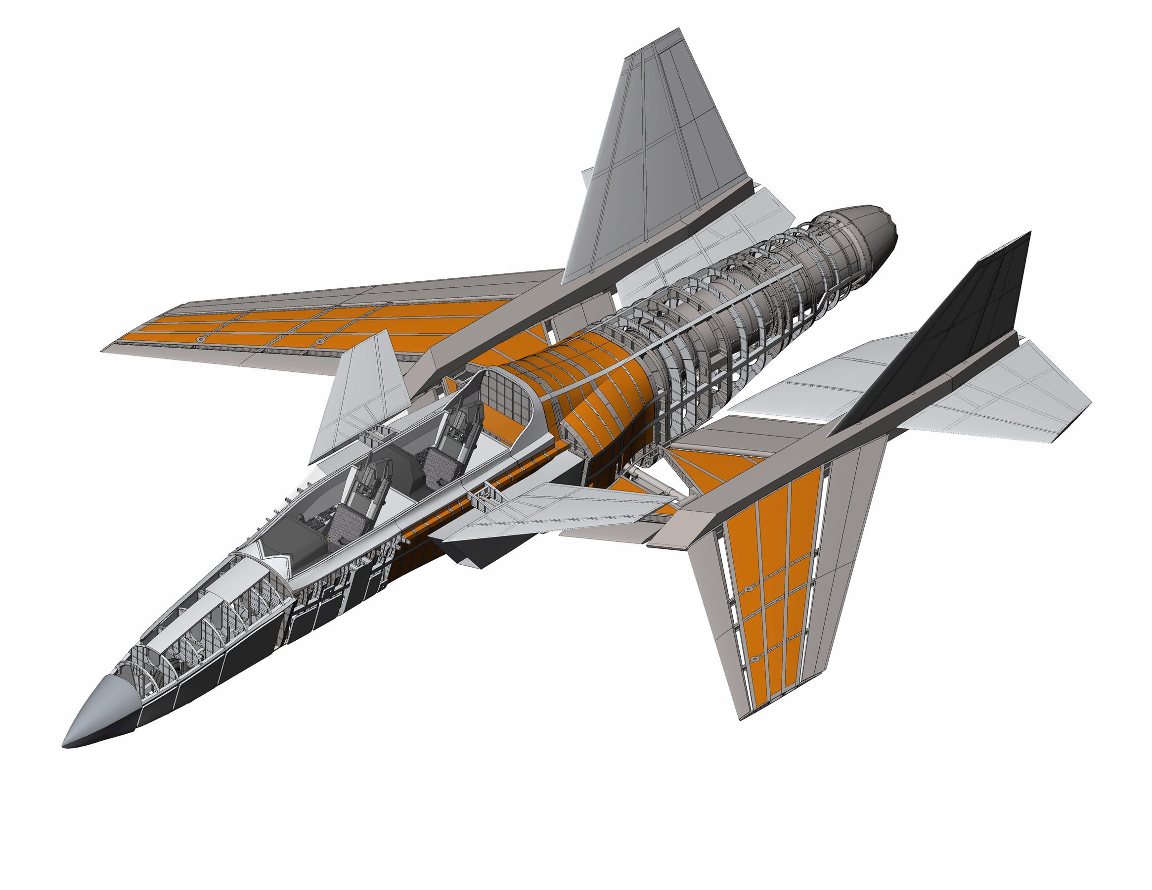 Stavatti, SM-47,T-X, Super Machete