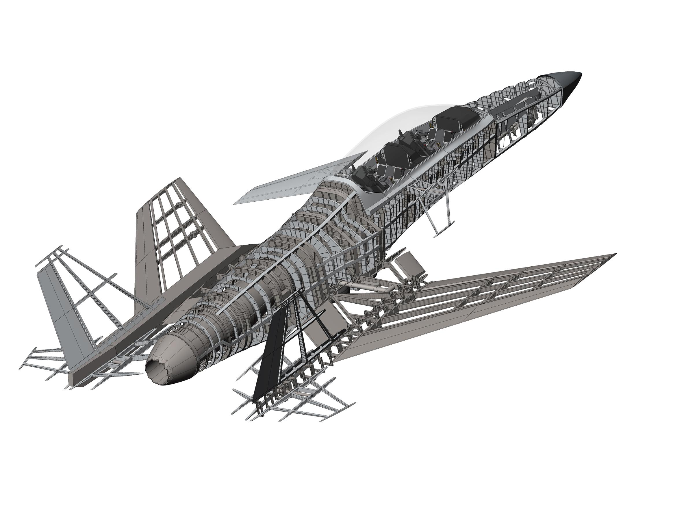 Stavatti, Stavatti Aerospace, SM-47, Super Machete, T-X
