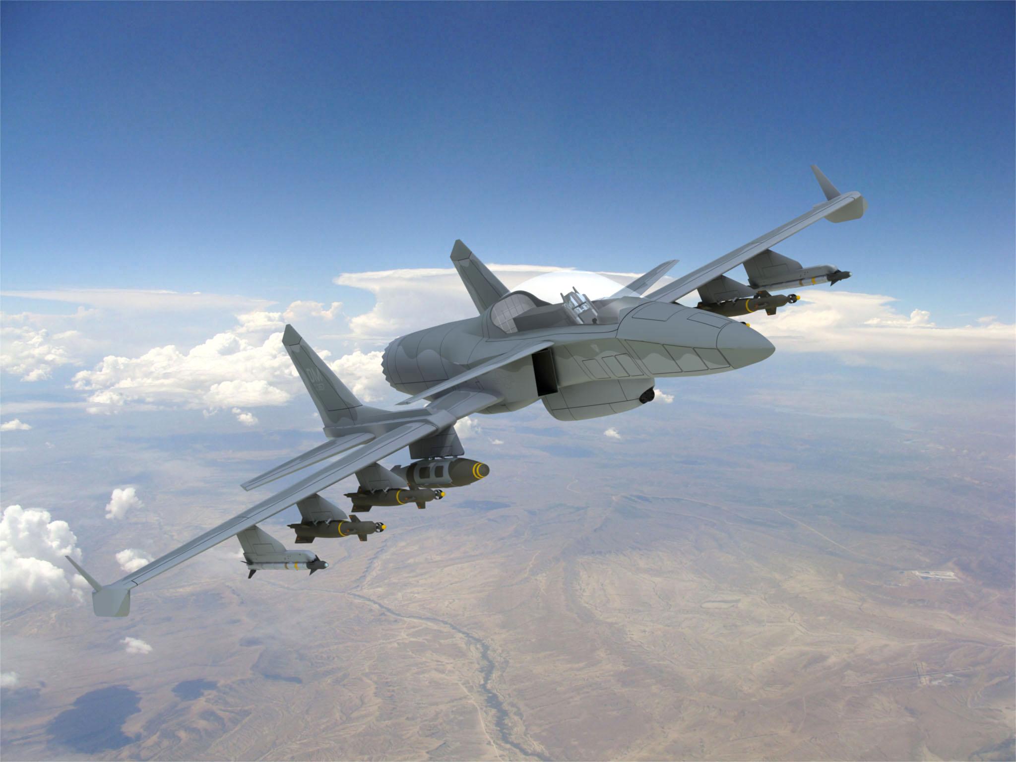Stavatti, SM-28, Machete, Close Air Support, CAS, Light Attack Aircraft
